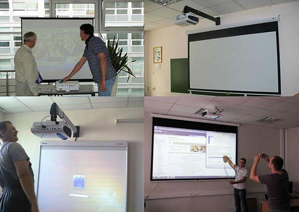 Скачать программа для проектора nec