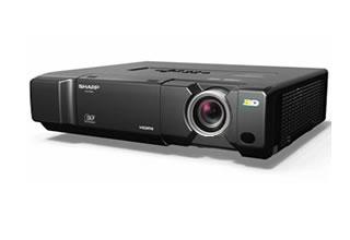 Мультимедиа проектор Sharp XV-Z17000