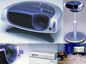 Sony VPL-HS1 Cineza
